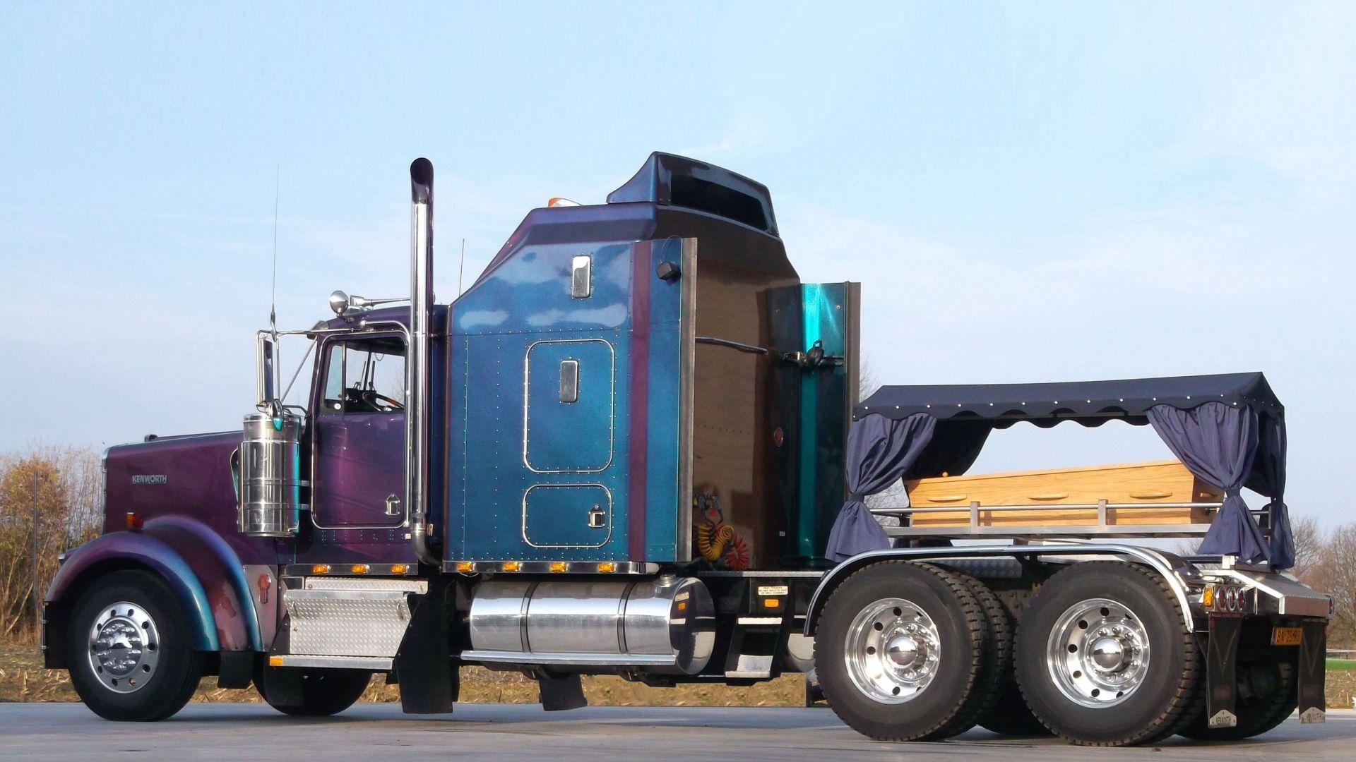 vrachtwagen te huur
